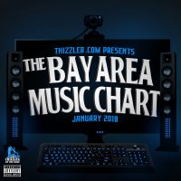 The Bay Area Music Chart: January 2018